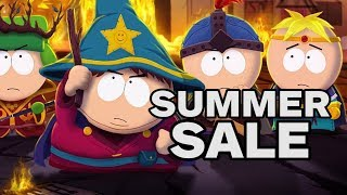 18 of Our Favorite Steam Summer Sale Deals (Day 1)