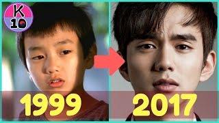 YOO SEUNG HO EVOLUTION 1999-2017 [유승호]