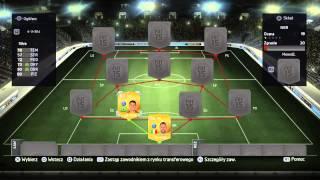 Fifa 15 | Ultimate Team - Squad Builder - feat. Neymar , Thiago Silva , Reus