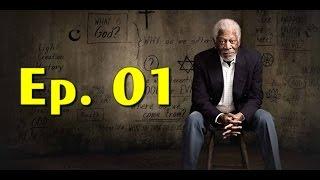 A História de Deus LEGENDADO - Episódio 1/6 (HD)