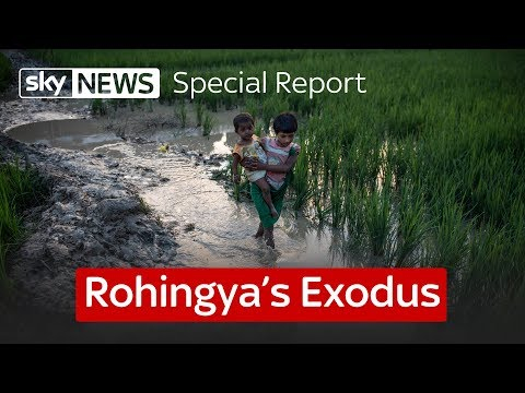 Xxx Mp4 Rohingya S Exodus A Special Report On Myanmar 3gp Sex