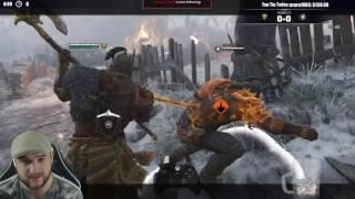 For Honor - Nobushi & Raider vs Raider - LEGENDARY! BECAUSE YOU ASKED!