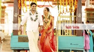 Sujith Neethu wedding film