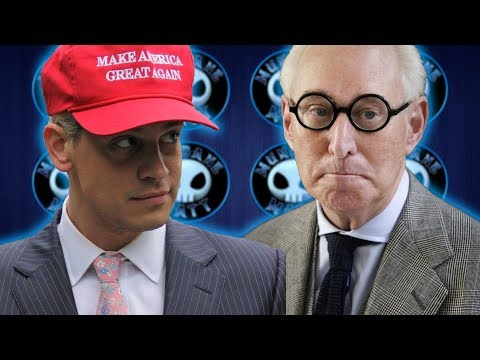Xxx Mp4 Milo Yiannopoulos Roger Stone Are Suing Twitter 3gp Sex