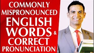 How to pronounce English words - English pronunciation training by M. akmal | The Skill Sets
