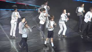 150718 EXO'luXion in Beijing(베이징콘) LOVE ME RIGHT 4K