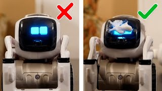 Cozmo Tries 5-Minute Crafts