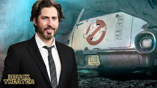 Is Jason Reitman going to save GHOSTBUSTERS?
