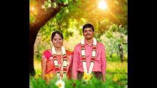 Suganya weds Ganesh Invitation