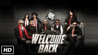 Welcome Back 2015 Promotional Event | John Abraham, Nana Patekar, Anil Kapoor, Paresh Rawal