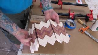 Making a Through Inlay Cutting Board with Randy Knapp