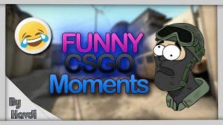 CSGO - Funny Moments/Kills #8 - Spiller Guitar På En M4 (DANSK)