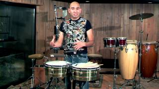 Roberto Serrano - TIMBAL CARACTERISTICAS - Video Instruccional