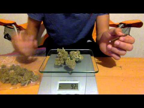 Different Weed Weights and Prices- Ounce
