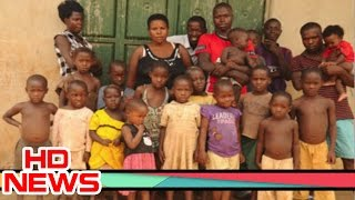 At 37, she has given birth to 38 children. Here is Miriam's sad story. Even doctors cannot help