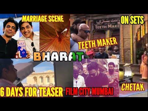 Xxx Mp4 SALMAN KHAN S BHARAT FILM CITY MUMBAI MARRIAGE SCENE TEETH MAKER CHETAK 6 DAYS FOR TEASER 3gp Sex