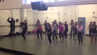 D Se Dance Choreography