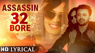 New Punjabi Songs 2016 | Assassin (32 Bore) | Lyrical Video | Jeet Charanjit | Latest Punjabi Songs