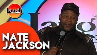 Nate Jackson | Church Lady | Laugh Factory Las Vegas Stand Up Comedy