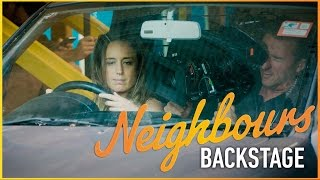 Neighbours Backstage - Sonya's Smashed... the Backpackers