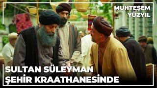 Sultan Süleyman Halkın Derdini Dinliyor - Muhteşem Yüzyıl 139.Bölüm