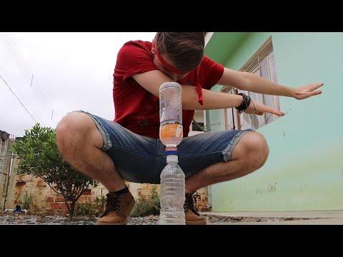 O IMPOSSIVEL DESAFIO DA GARRAFA Water Bottle Flip