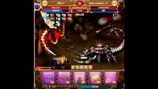 Легенда Наследие Драконов : Царь Скорпионов (Убийство без хилок 1 на 1)