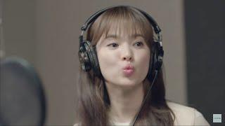 Song Hye Kyo SINGING SUPER CUTE!!! ฮเยคโยร้องเพลงน่ารักมากกกก!!!