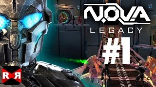 N.O.V.A. Legacy (by Gameloft) - Android Gameplay Part 1