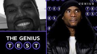 Charlamagne Tha God Takes The Kanye West Quiz | The Genius Test