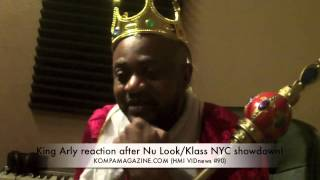 King Arly Lariviere: The Royal interview on Klass/Nu Look showdown, Gazzman + MORE! (Sep 2014)