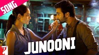 Junooni Song   Qaidi Band   Aadar Jain   Anya Singh   Arijit Singh   Yashita Sharma   Amit Trivedi