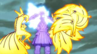 Naruto AMV - Naruto VS Sasuke  FINAL BATTLE 300 Violin Orchestra