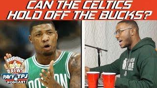 Can Bucks Tie Series Vs Celtics | Hoops N Brews