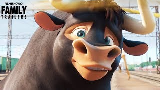 FERDINAND   New Trailer for the animated family comedy