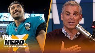 Blazin' 5: Colin's picks for 2019-20 NFL Week 6 | NFL | THE HERD