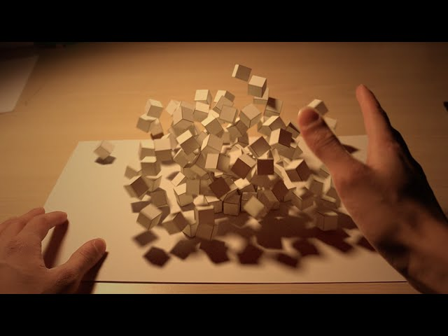 Simply Cubic - Short Film | Blender VFX