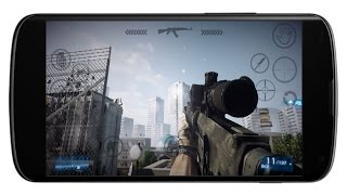 top 10 best fps games for  android  ios  hd