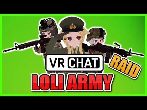 Xxx Mp4 VRChat DROP AND GIVE ME TWENTY SENPAI Loli Army Raid 3gp Sex