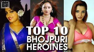 Top 10 Bhojpuri Actress 2016 | Hot Bhojpuri Heroines | NAV Bhojpuri