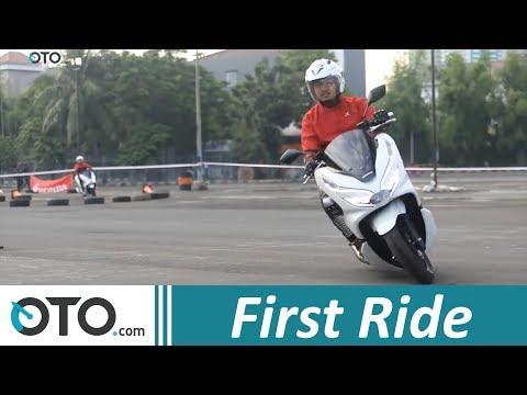 Honda PCX 2018 I First Ride Kesan Pertama Cukup Berkesan OTO