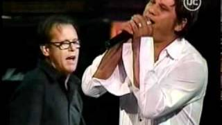 INXS - New Sensation - Live in chile 2003 (with Jon Stevens)