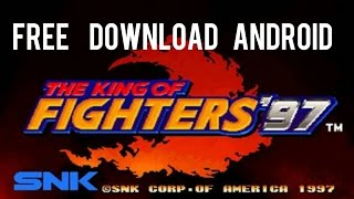 How to download and install King of fighters 97