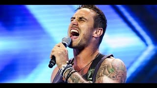 Best Rock & Metal Auditions (The Voice, Got Talent, X Factor, Idol)