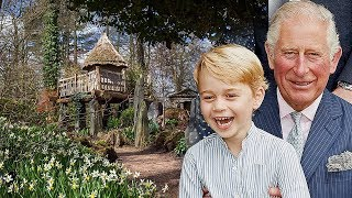 Here's sweet gift Charles gave to his first grandchild Prince George