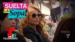 Siguen Los Problemas Para Paulina Rubio | Suelta La Sopa | Entretenimiento