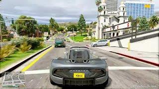 GTA 5 REALISTIC GRAPHICS PC