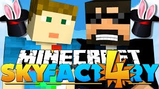 Minecraft: SkyFactory 4 - MAGIC SEEDS?! [24]