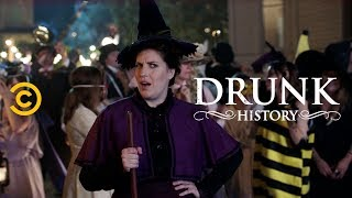 Discover the Birth of Halloween as We Know It - Drunk History