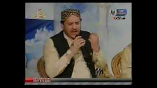 shahbaz qamar fareedi - aqa mer akhiyhaan madine wich reh gihaan.